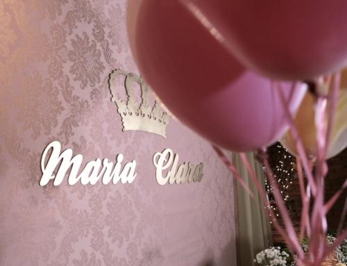 Filmagem Aniversário Infantil BH | Maria Clara