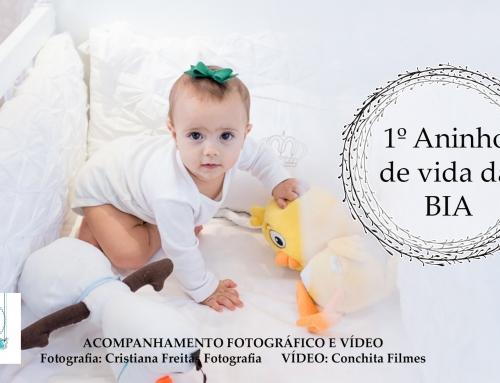 Book bebê BH | Filmagem do primeiro ano de vida da Beatriz