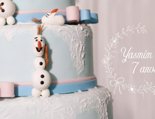 Filmagem Festa Aniversário Infantil | Yasmim