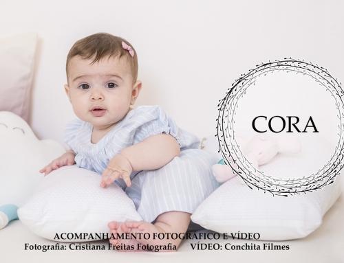 Filmagem Acompanhamento do Bebê BH – Cine Babybook Cora
