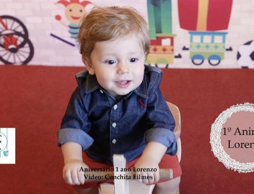 Vídeo Festa Aniversário Infantil | Lorenzo | Lets Go